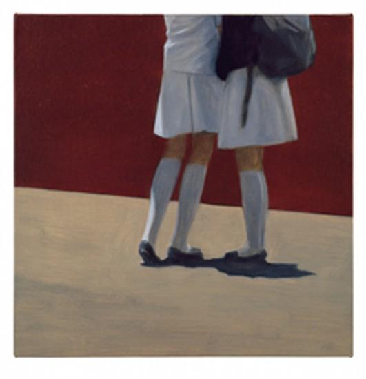 Tim Eitel, Past 2013, Oil on Canvas