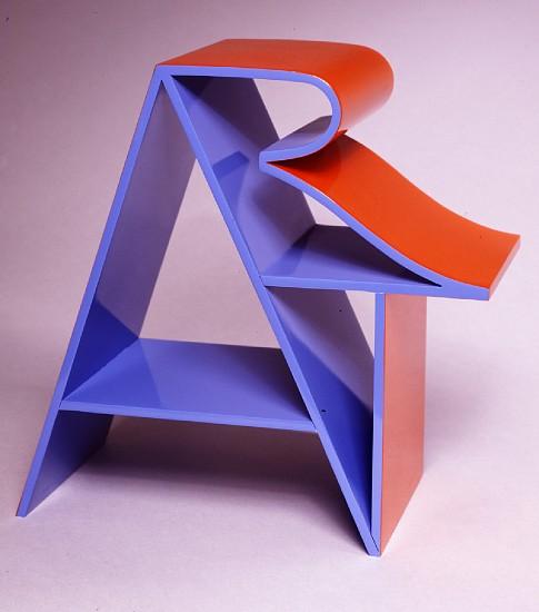 Robert Indiana, Art  (ed. 3/8) 1972-1993, Painted Aluminum