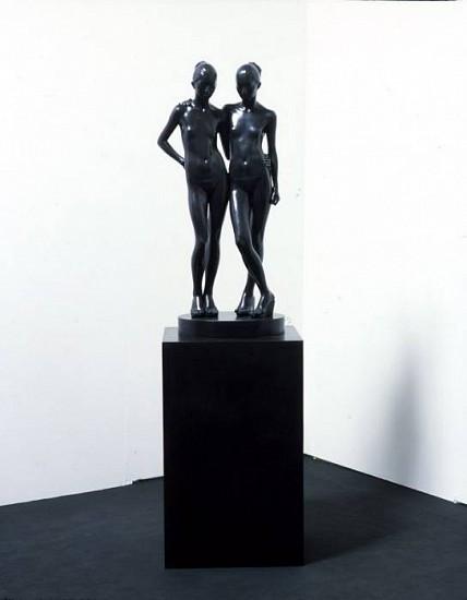 Don Brown, Yoko XV 2006, Cast Bronze