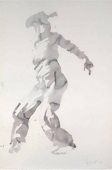 Eric Fischl, Untitled 2006, Watercolor