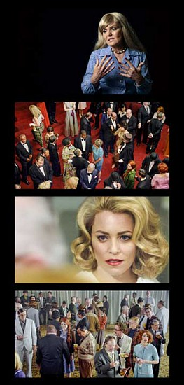Alex Prager, Face in the Crowd Film Strip #6 (Edition 1 of 6, 2 AP) 2013, Archival Pigment Print
