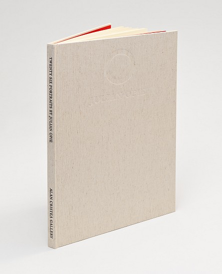 Julian Opie, Twenty Six Portraits - Edition of 250 with 50 artist's proofs 2006