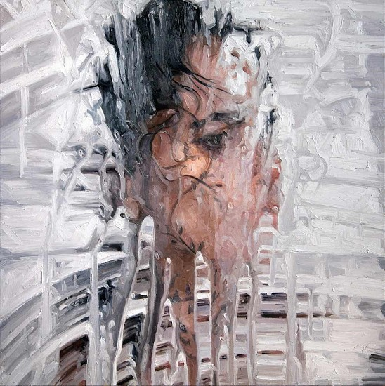 Alyssa Monks, Angst 2017, Oil on Canvas